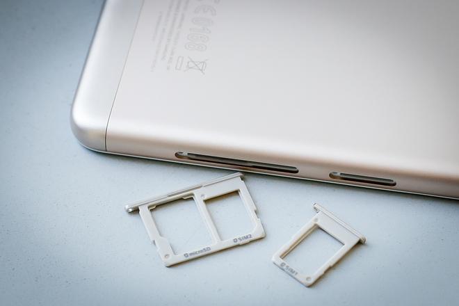 Galaxy J5 Prime - smartphone rẻ nhất của Samsung có khoá vân tay