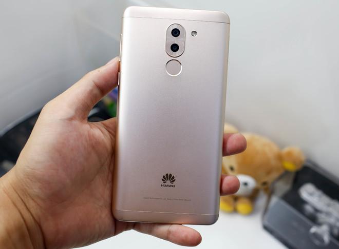 Huawei GR5 2017 - smartphone camera kép giá 6 triệu đồng