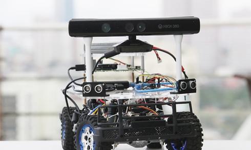 145 đội tham gia thi lập trình điều khiển xe không người lái
