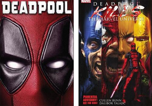 Phim và sách về Deadpool cũng là hiện tượng của năm trên Google Play.