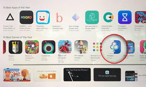 Game Việt lọt top 10 game của năm trên App Store.