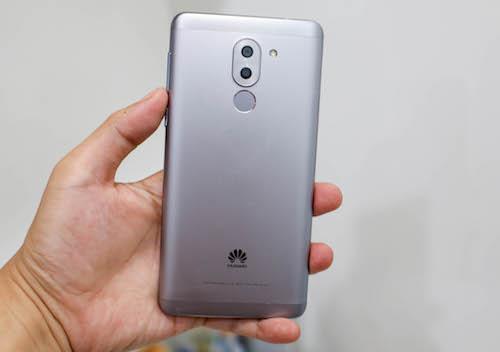 Đánh giá smartphone Huawei GR5 2017 – bản nâng cấp đáng giá
