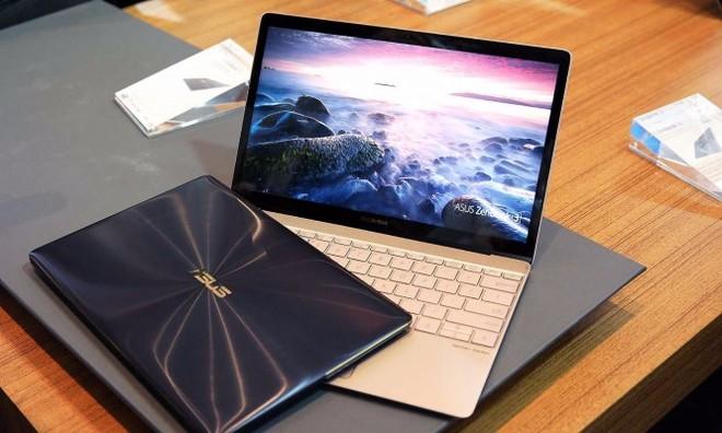 10 laptop đẹp nhất thế giới năm 2016