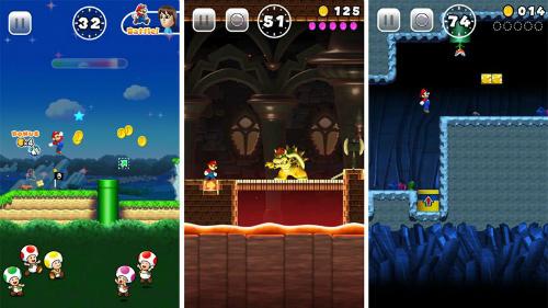 Trò chơi mang tới những trải nghiệm mới về game Mario trên di động, chứ không có nhiều tác dụng hoài niệm.