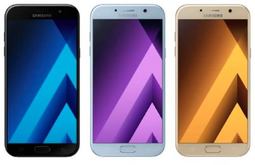 Dòng smartphone Android tầm trung mới của Samsung có thiết kế và tính năng càng gần với dòng cao cấp S và Note.
