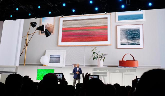Những sản phẩm nổi bật của Samsung tại CES 2017