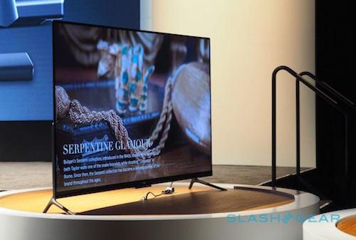 TV mỏng 4,9 mm giá dưới 2.000 USD của Xiaomi