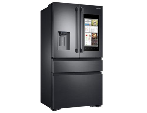 Các dòng tủ lạnh Family Hub 2.0 có màn hình tới 21,5 inch.