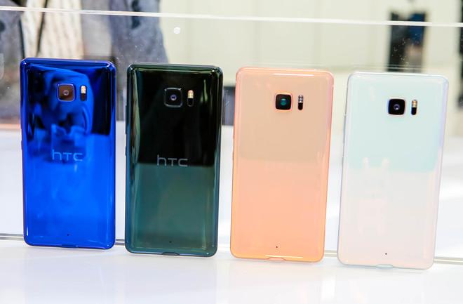 Ảnh thực tế HTC U Series