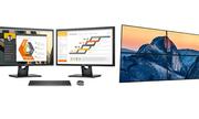 Loạt màn hình LCD cao cấp của Dell