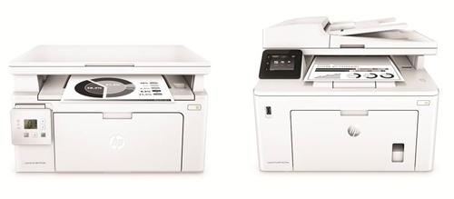 Dòng máy in HP LaserJet Pro MFP M130 HP LaserJet Pro MFP M227. Tìm hiểu thêm thông tin các dòng máy tại đây.