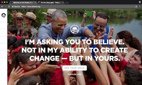 obama-ra-website-moi-sau-khi-roi-nha-trang