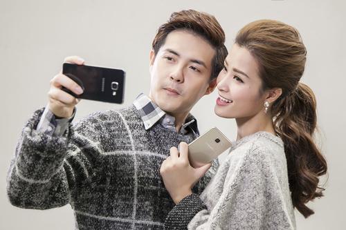Ngoài thiết kế, camera của Galaxy 2016 được cải tiến giúp thỏa mãn đam mê chụp hình của giới trẻ.