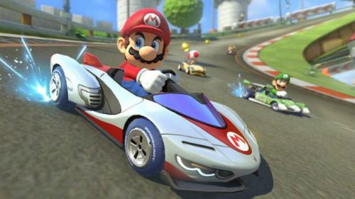 Mario Kart 8 là game bán chạy nhất trên Wii U với 8 triệu bản.
