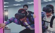 Bước vào thế giới Doraemon nhờ công nghệ VR