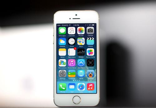 Model được Apple trình làng từ 2013.