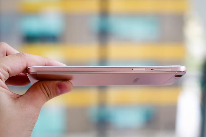 Smartphone RAM 4GB giá 7 triệu đồng của Oppo