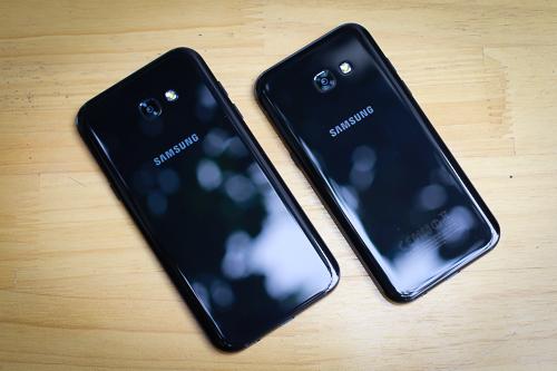 Lên kệ sau Tết nhưng dòng smartphone mới vẫn có doanh số cao.