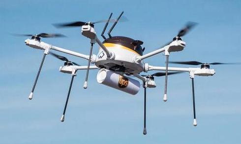 Giao hàng tận nhà bằng thiết bị bay không người lái
