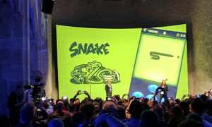 4 game nổi tiếng trên Nokia 3310 mới