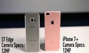 Đang dùng iPhone 5s có nên chuyển sang Galaxy S7 edge