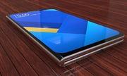 Hình dung về điện thoại màn hình gập đôi của Samsung