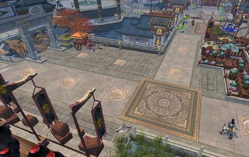 Văn hóa, lịch sử, kiến trúc... Trung Quốc được chuyển tải qua các trò chơi di động.