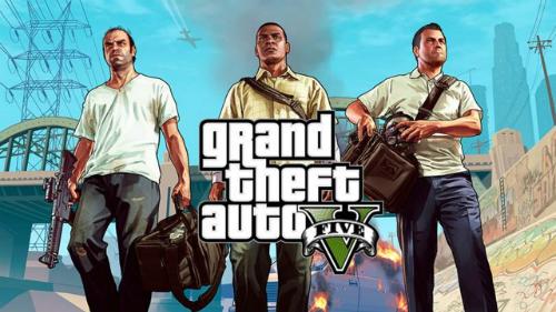 Ba nhân vật chính của game: Trevor, Franklin và Micheal.