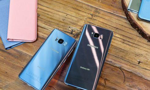 Những điểm mới trên bộ đôi Galaxy S8 và S8+