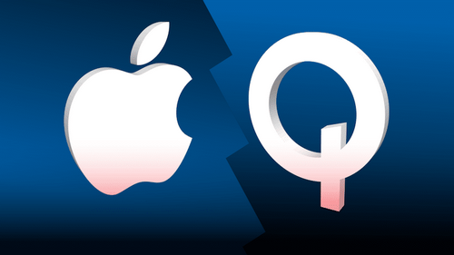 Qualcomm kien nguoc Apple