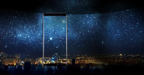 Samsung trình làng bộ đôi Galaxy 8 và S8+ trên sân khấu vô cực - ảnh 1