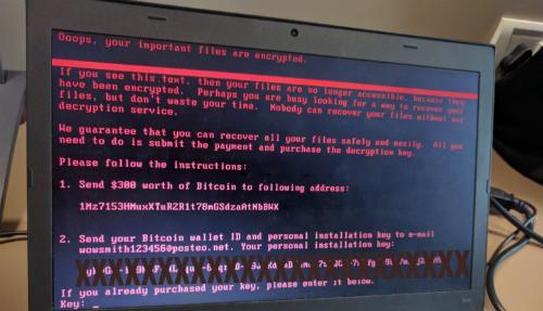 Virus mới có thể khai thác lỗ hổng tương tự Wanna Cry, tấn công để mã hoá dữ liệu và đòi tiền chuộc.