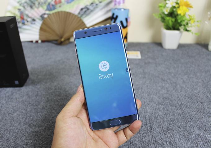Galaxy Note FE về Việt Nam nhỏ giọt, giá đắt