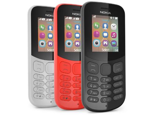 Nokia trình làng hai điện thoại giá dưới 15 USD
