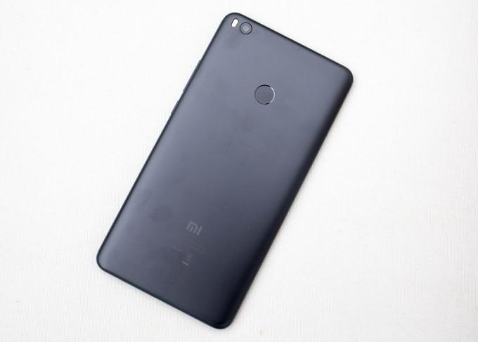 Xiaomi Mi Max 2 - phablet kiêm sạc dự phòng