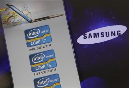 Samsung vượt Intel thành nhà sản xuất chip lớn nhất thế giới