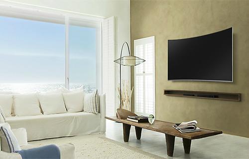 Cách bài trí TV cho căn hộ nhỏ