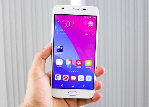 Smartphone Asanzo cạnh tranh tốt trong tầm giá 5 triệu đồng