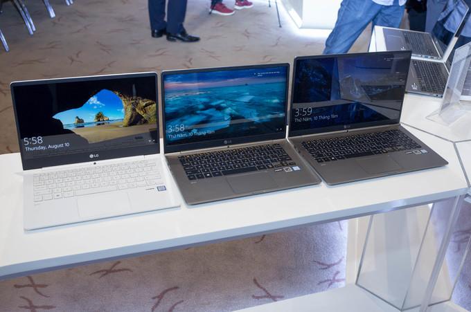 LG Gram - laptop nhẹ nhất thế giới giá 24,5 triệu đồng