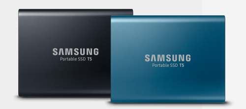 Samsung ra ổ SSD di động siêu nhỏ, siêu nhanh