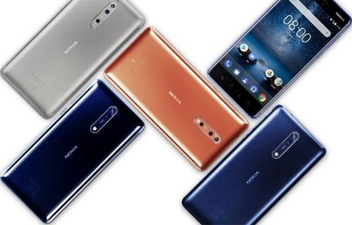 Nokia 8 - sự khởi đầu an toàn sau sáu năm lãng phí - 201544