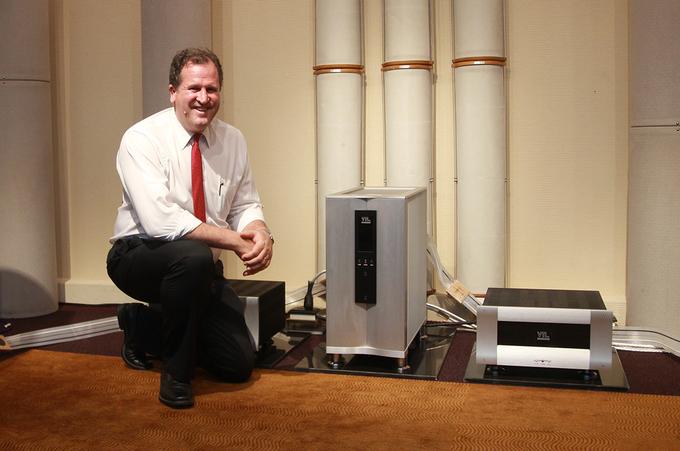 Chủ tịch hãng VTL: 'Âm thanh từ ampli đèn là hay nhất'