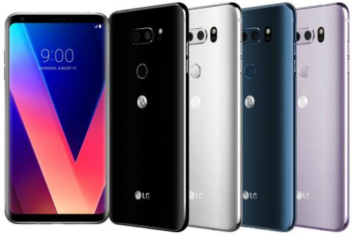 LG ra mắt V30, cạnh tranh Galaxy Note 8 và iPhone 8