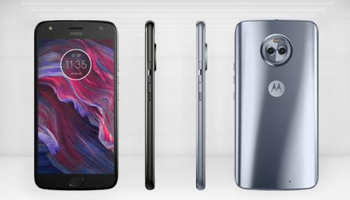 Smartphone camera kép, giá tầm trung đầu tiên của Motorola