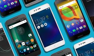 10 smartphone bán chạy nhất tháng 8/2017