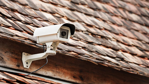 Đánh cắp dữ liệu qua camera giám sát dùng hồng ngoại