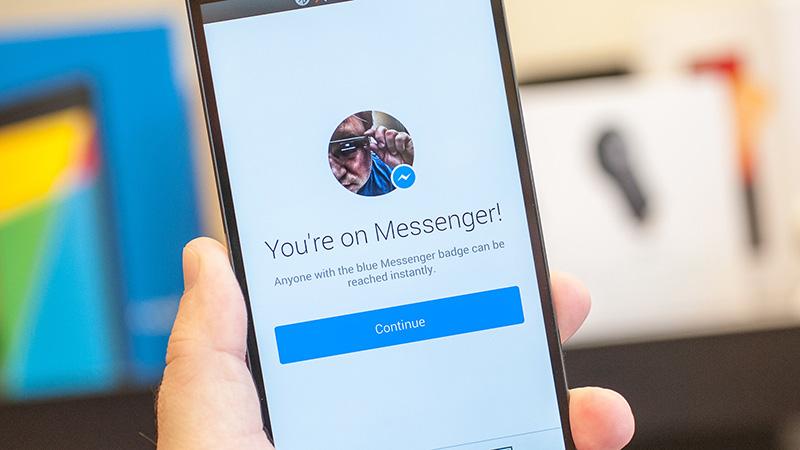 Facebook Messenger trên nhiều iPhone, iPad bị lỗi