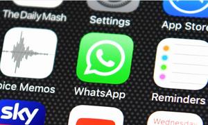 Trung Quốc chặn WhatsApp