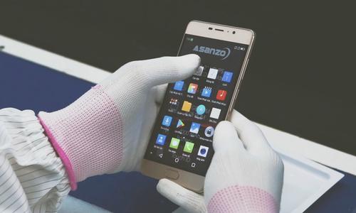 Bên trong nhà máy lắp ráp smartphone Asanzo tại Việt Nam