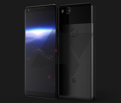 Đối thủ iPhone X của Google sẽ ra mắt tối nay